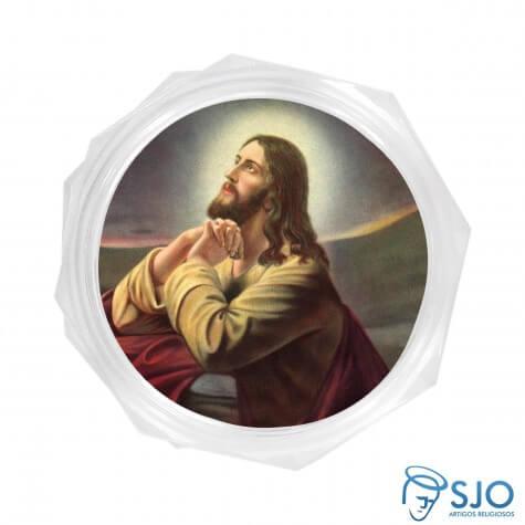 Embalagem de Jesus Orando