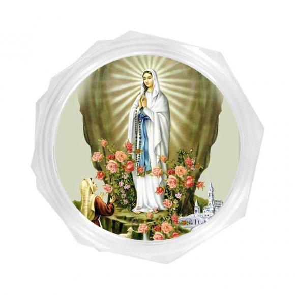 Embalagem de Nossa Senhora de Lourdes