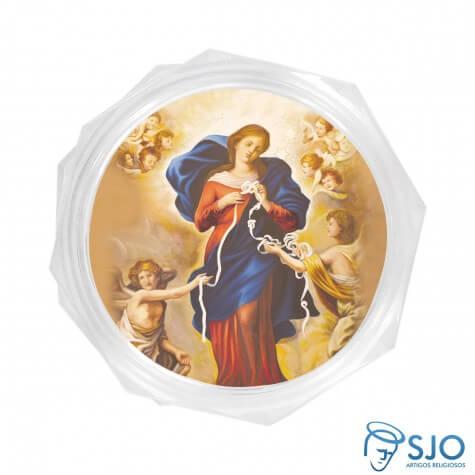 Embalagem de Nossa Senhora Desatadora de Nós