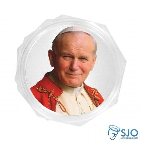 Embalagem do Papa João Paulo II