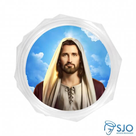 Embalagem do Rosto de Cristo