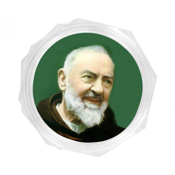 Embalagem Italiana Padre Pio