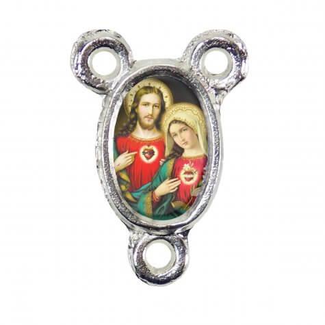 Entremeio Sagrado Coração de Jesus e Maria