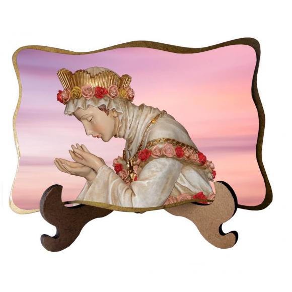 Porta-Retrato Nossa Senhora da Salete - Modelo 2
