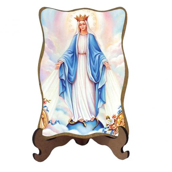 Porta-Retrato Nossa Senhora das Graças - Modelo 1