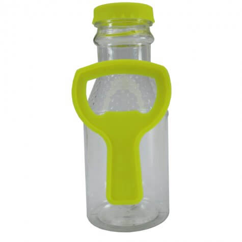Garrafa Plástica com Abridor - Mod. 2