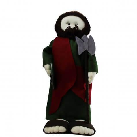 São Judas Tadeu de Feltro - 30 cm