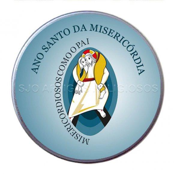 Latinha Ano da Misericórdia
