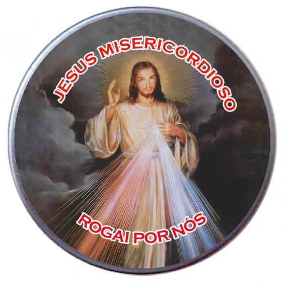 Ref: L095 | Latinha de Jesus Misericordioso