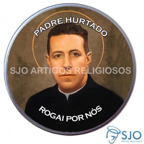 Latinha do Padre Hurtado