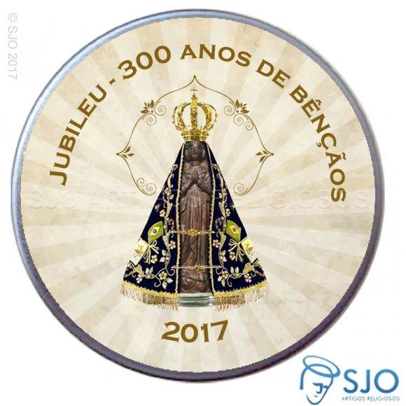 Latinha 300 Anos de Aparecida