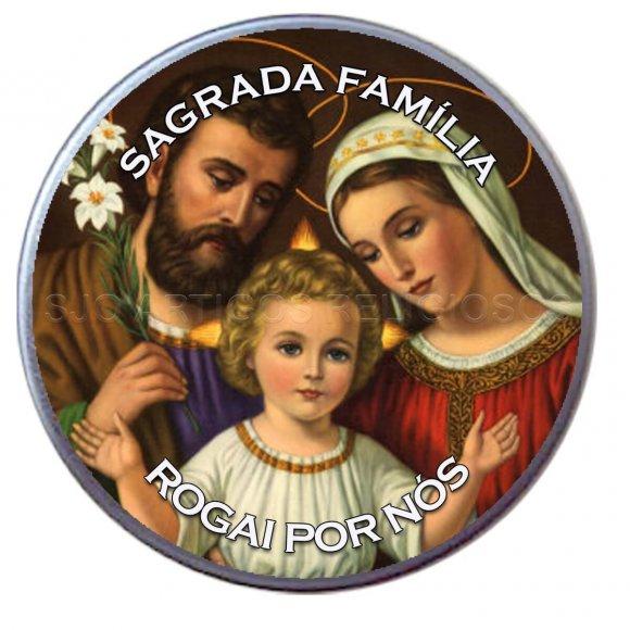 Latinha da Sagrada Família