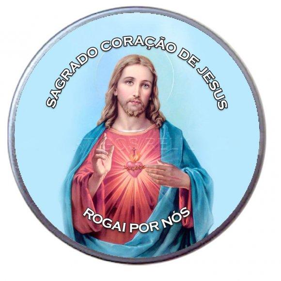 Latinha do Sagrado Coração de Jesus