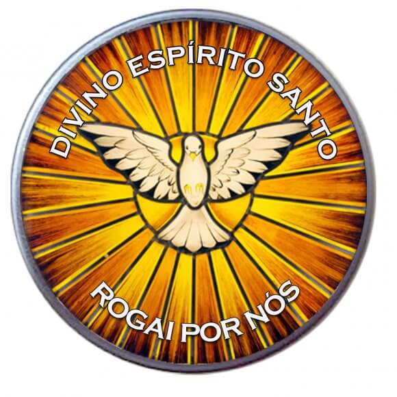 Latinha do Divino Espírito Santo