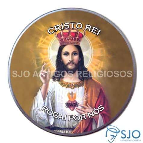 Latinha de Cristo Rei