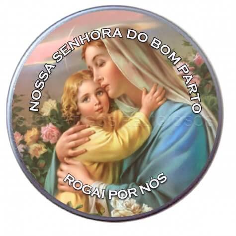 Latinha de Nossa Senhora do Bom Parto