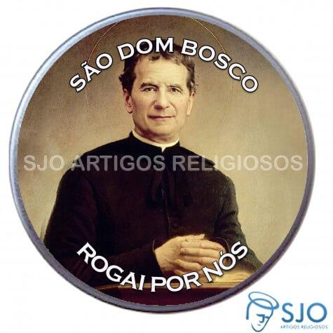 Latinha de Dom Bosco