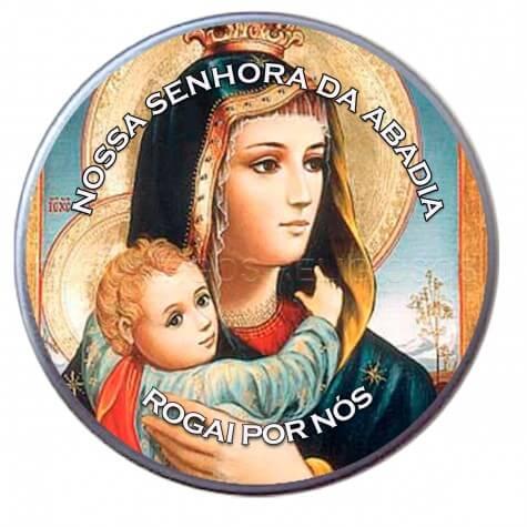 Latinha de Nossa Senhora da Abadia