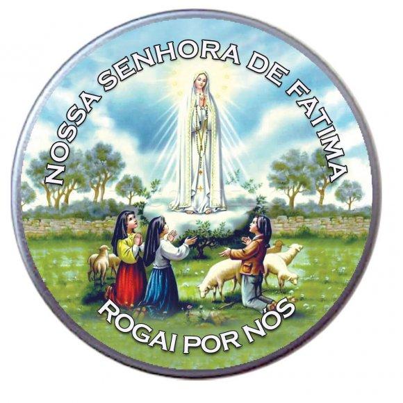 Latinha de Nossa Senhora de Fátima