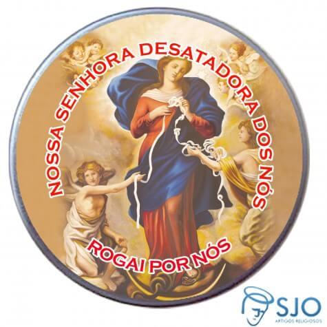 Latinha de Nossa Senhora Desatadora dos Nós