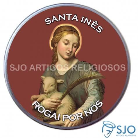 Latinha de Santa Inês
