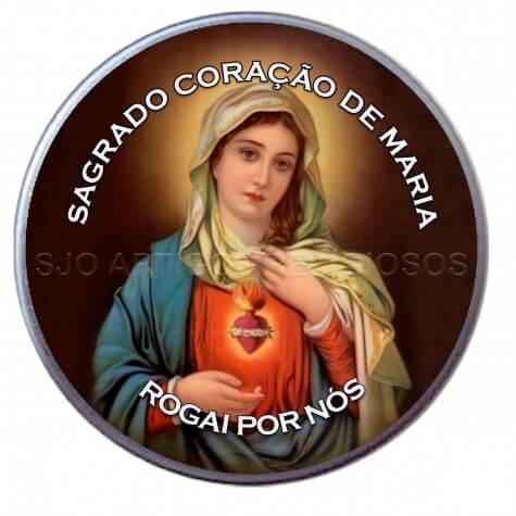 Latinha do Sagrado Coração de Maria