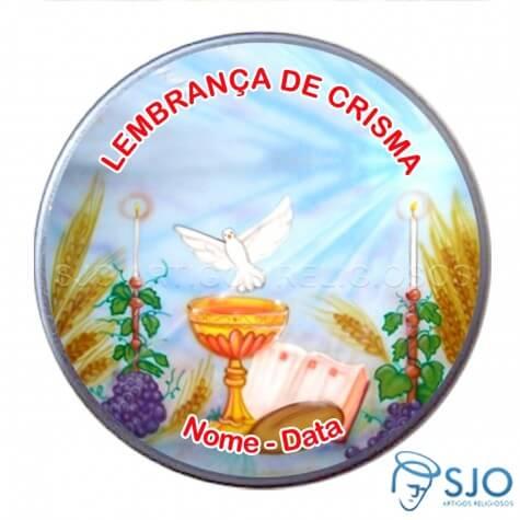 Latinhas de Crisma - Mod. 04