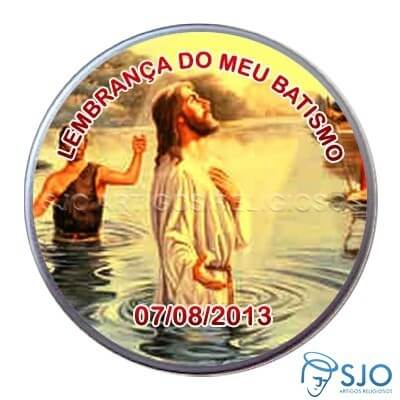 Latinhas de Batismo - Mod. 02