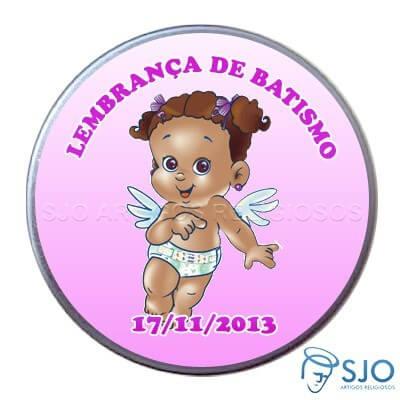Latinhas de Batismo - Mod. 04
