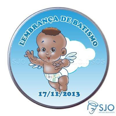 Latinhas de Batismo - Mod.03
