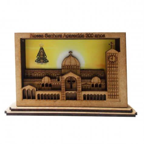 Lembrança Basílica 300 Anos - Amarela