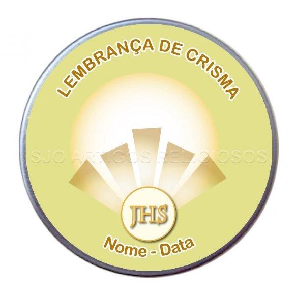 Latinhas de Crisma - Mod. 06