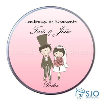 Latinha de casamento - Mod. 8