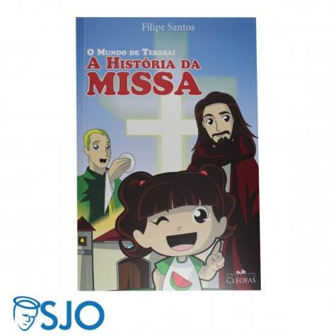 Livro - O Mundo de Teresa: A História da Missa