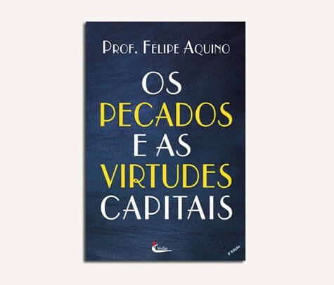 Livro - Os pecados e as virtudes capitais