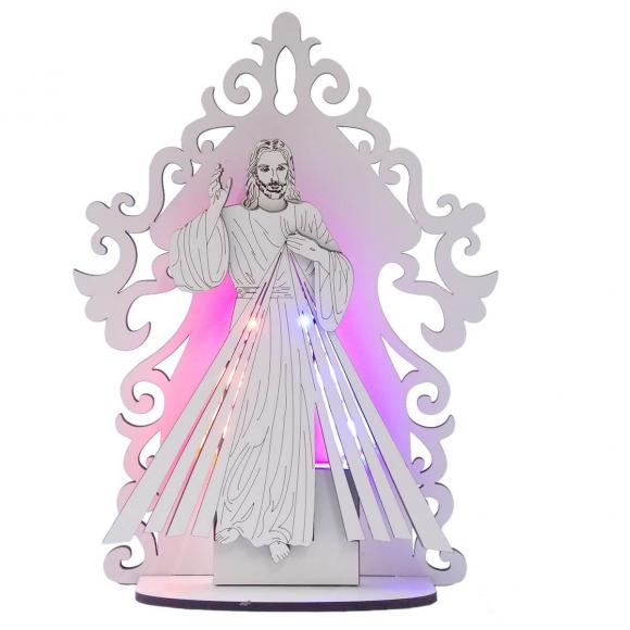 Luminária Jesus Misericordioso