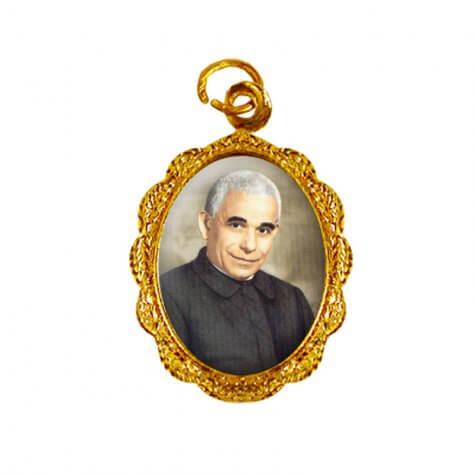 Medalha de Alumínio - Dom Orione