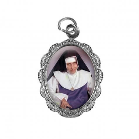 Medalha de Alumínio - Irmã Dulce