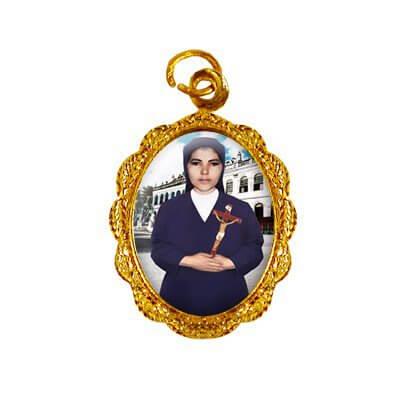 Medalha de Alumínio - Beata Irmã Lindalva Justo