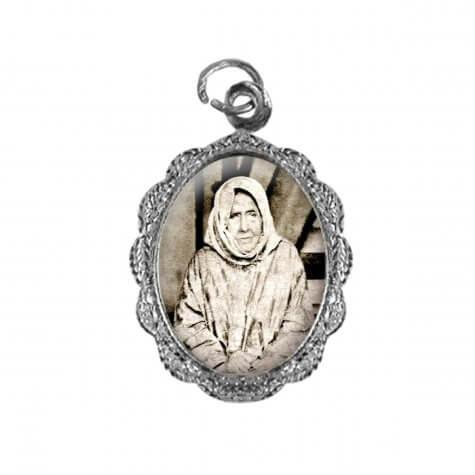 Medalha de Alumínio - Nhá Chica - Mod. 01