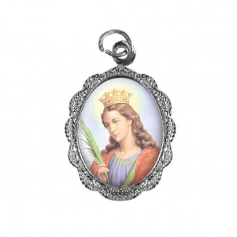 Medalha de Alumínio - Santa Catarina