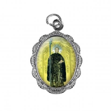 Medalha de Alumínio - Santo Amaro