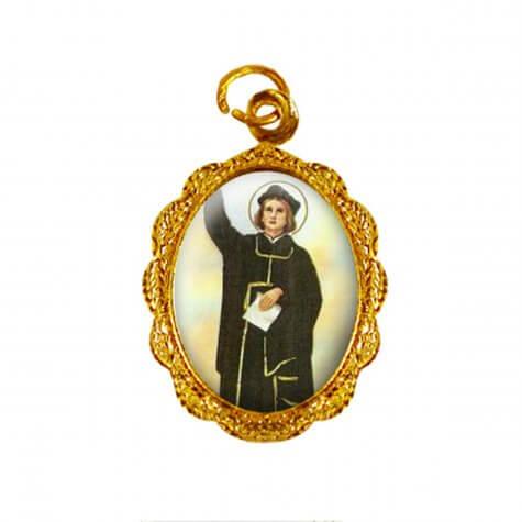 Medalha de Alumínio - Santo Ivo