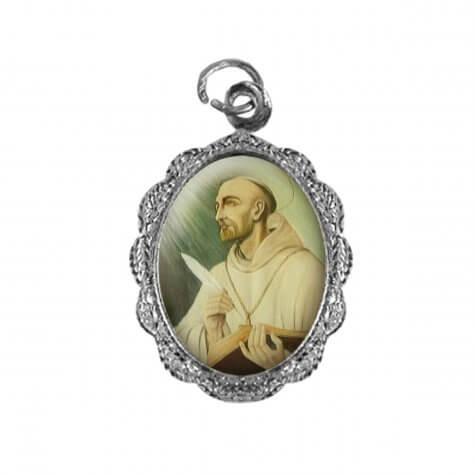 Medalha de Alumínio - São Bernardo - Mod. 2