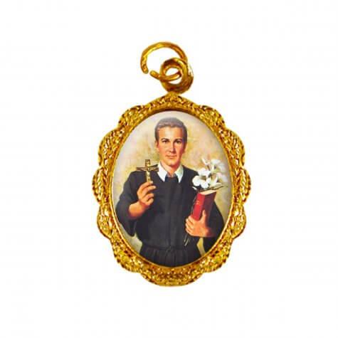 Medalha de alumínio - São Geraldo