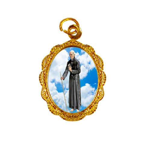 Medalha de Alumínio - São José de Anchieta - Mod. 03