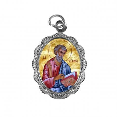 Medalha de Alumínio - São Mateus