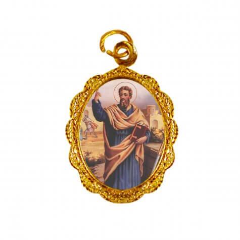 Medalha de alumínio - São Paulo