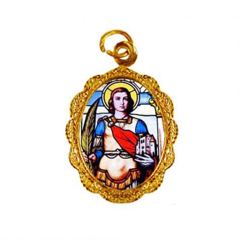 Medalha de Alumínio - São Vitor