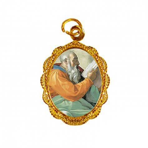 Medalha de Alumínio - São Zacarias
